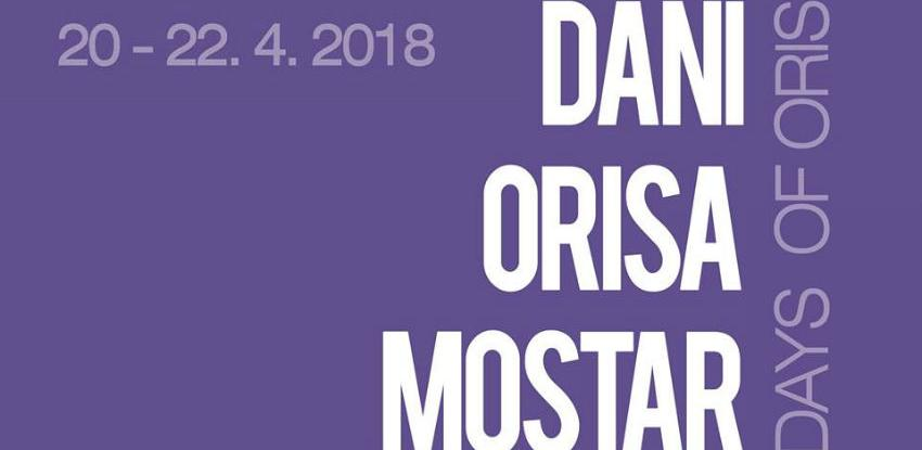 "Smotra arhitekture ""Mostarski Dani Orisa"""