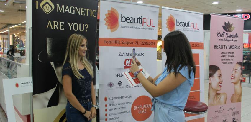 U Tuzli održana promocija Sajma kozmetike, ljepote, zdravlja i wellnessa