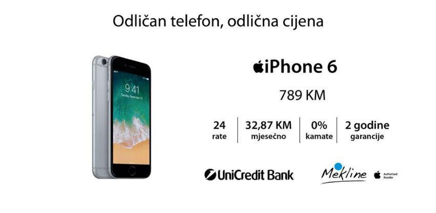 Super veličina, super ponuda - iPhone 6 32 GB Space Grey!
