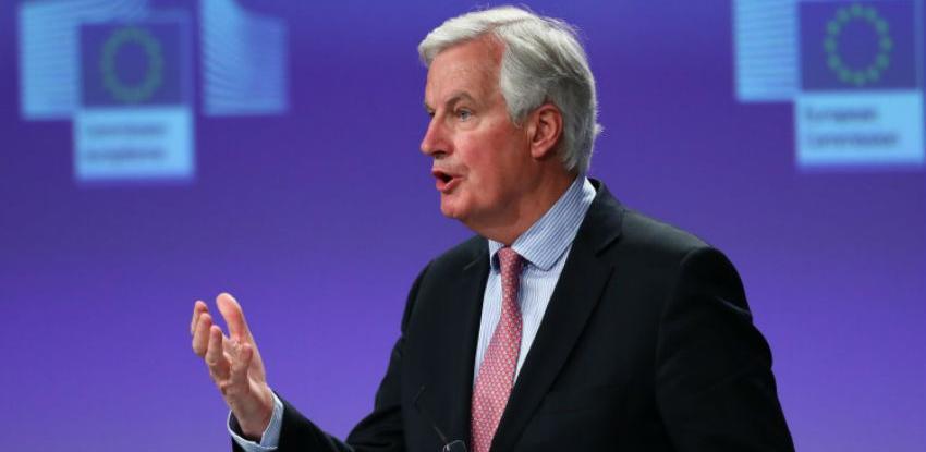 Barnier: Evropska unija je otvorena za ambiciozniji dogovor s Britanijom