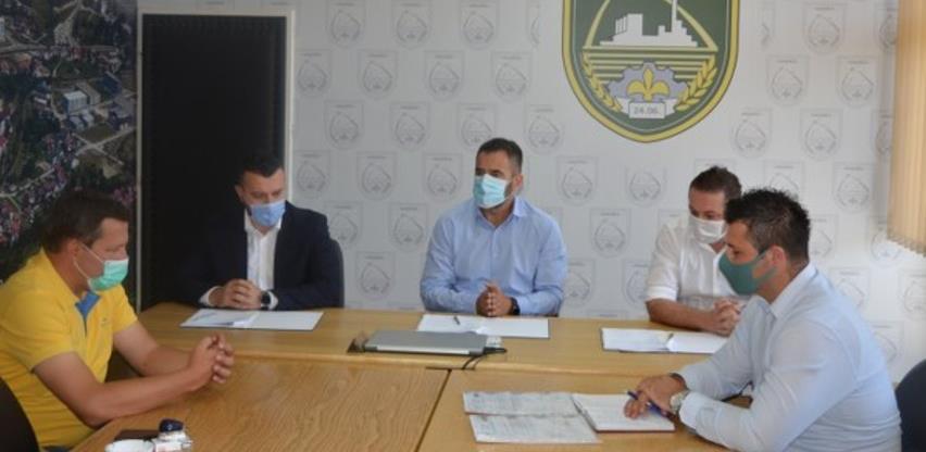 Osigurano oko 850.000 KM za rekonstrukciju puteva na području općine Vogošća