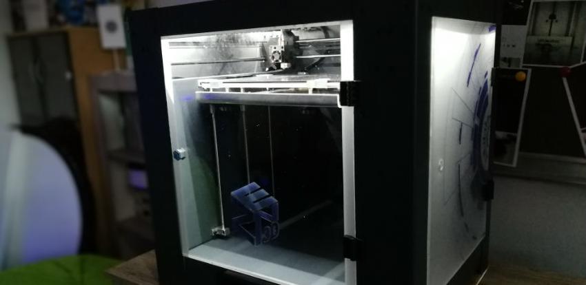 Zeničani razvili prvi bh. 3D printer