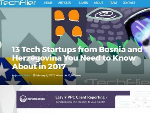 Ovo je 13 najperspektivnijih startup kompanija u BiH