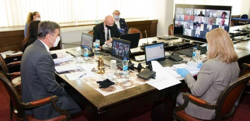 Vlada FBiH nije prihvatila amandmane na Korona zakon