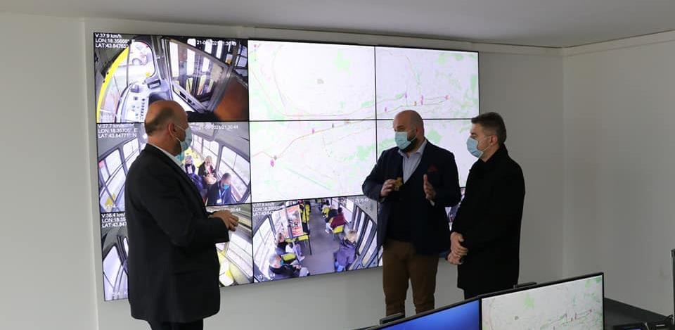 Saobraćajni centar u Sarajevu počinje sa radom, uskoro u upotrebi i pametne karte
