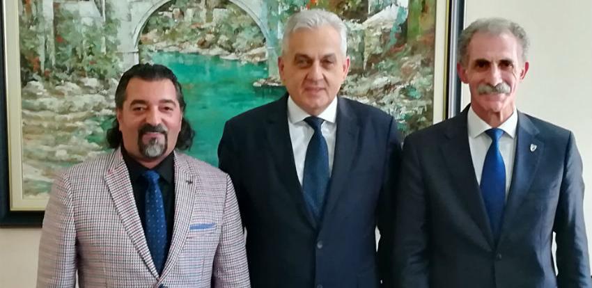 Privrednici iz Turske zainteresirani za saradnju sa Mostarom