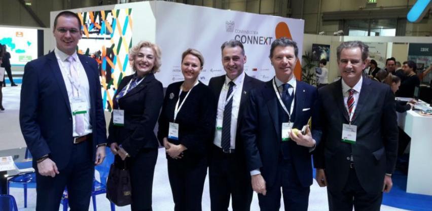 "PK FBiH na Confindustria ""Connext"", prvim susretima industrijskog partnerstva"