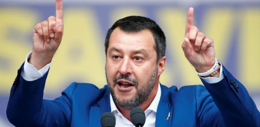Salvini prijeti ostavkom zbog spora oko proračuna s EU-om