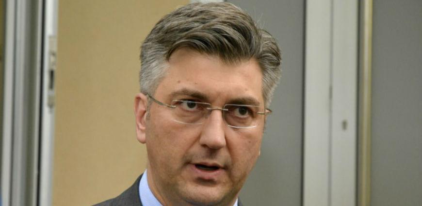 Plenković: Europske vrijednosti mogu jamčiti stabilnu budućnost građana BiH