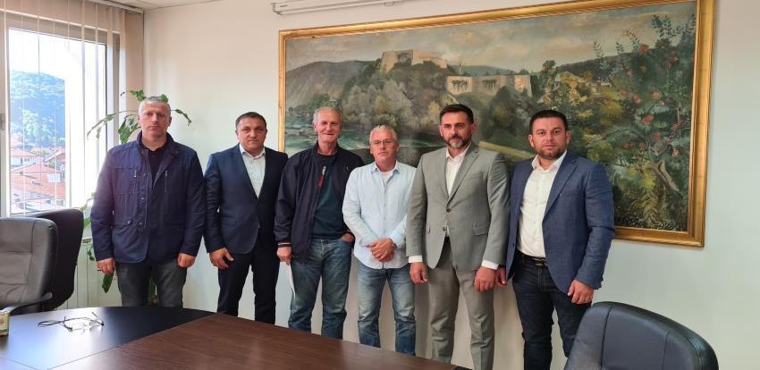 Potpisani Ugovori za Arapušku cestu i naselje Prokop u vrijednosti od 120.000,00 KM