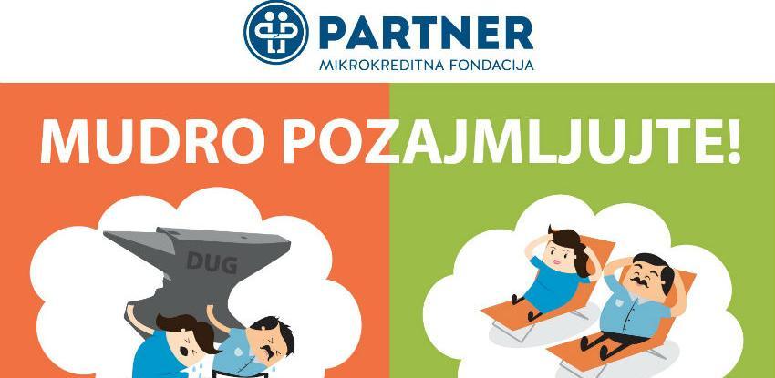 """Partner MKF učestvuje u međunarodnoj edukativnoj kampanji """"Mudro do kredita"""""""