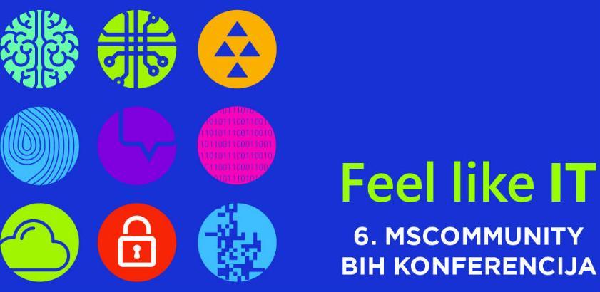 Šesta MS Community BiH IT konferencija– mjesto novih saznanja i iskustava