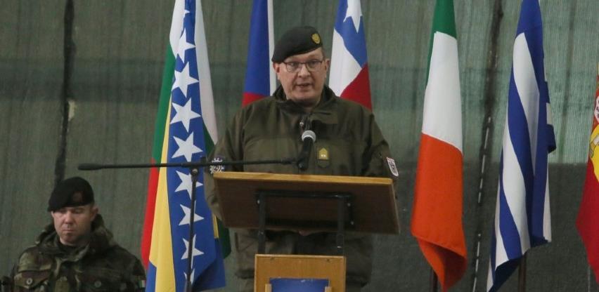 Alexander Platzer preuzeo dužnost zapovjednika EUFOR-a