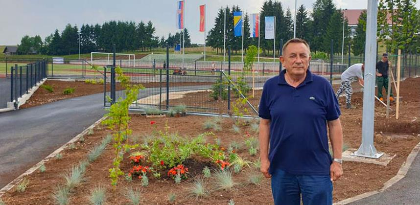 Milovan Bjelica: Sokolac je opština u kojoj su ljudi najveće bogatstvo