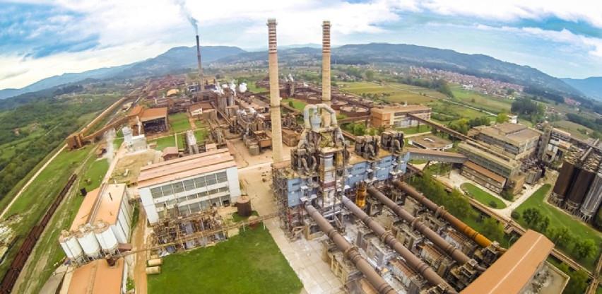 Alumina: Investicija više od 400.000 eura za pontonski cjevovod