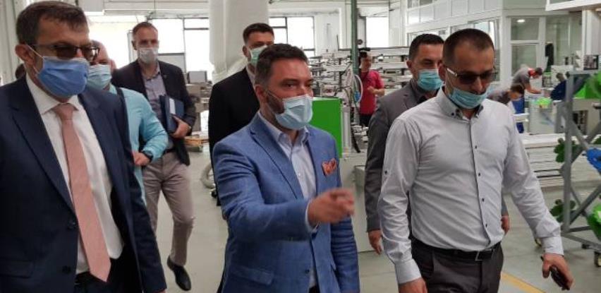 Košarac podržao otvaranje slobodne zone u Doboju