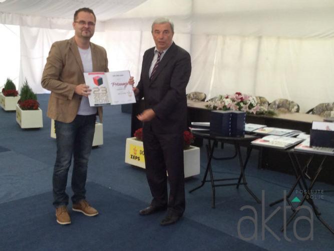 Pogledajte dobitnike: Uručene nagrade sajma ZEPS i Intermetal