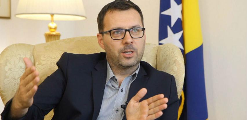 Džindić: Ne može se razgovarati o 'gašenju' Odluke o poskupljenja gasa