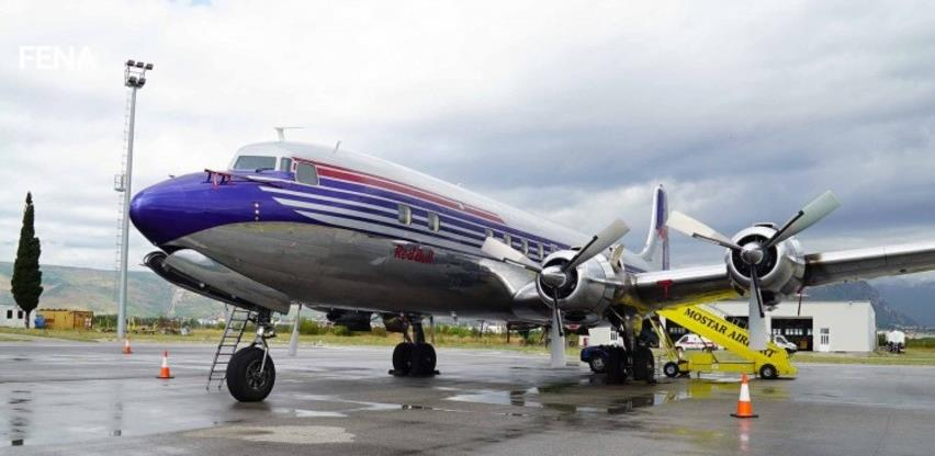 Titov avion ponos zračne flote Flying Bulls (VIDEO)