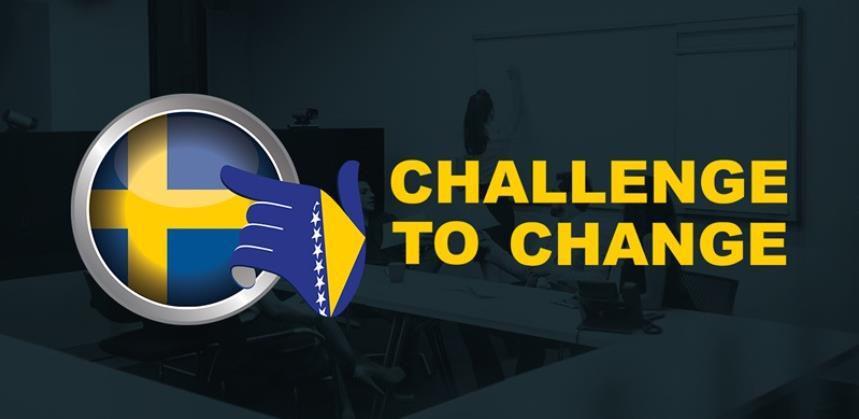 Info dan u okviru Challenge to Change projekta