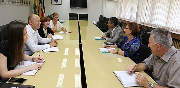 U Zenici održan sastanak sa predstavnicima otkupljivača malina