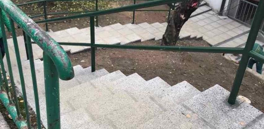 U ulici Maria Mikulića obnovljeno stepenište i pristupna pješačka staza