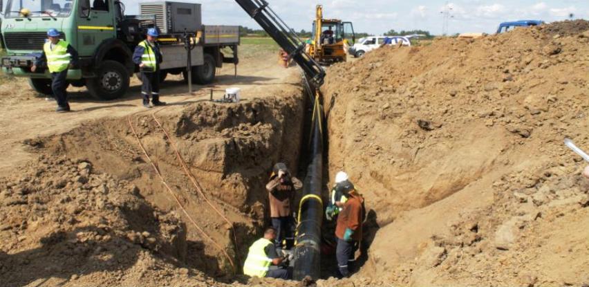 Projekat gasifikacije Grada Bijeljina u završnoj fazi