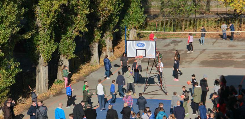 Firma R&S Sarajevo u projektu koji vraća mlade na sportska igrališta
