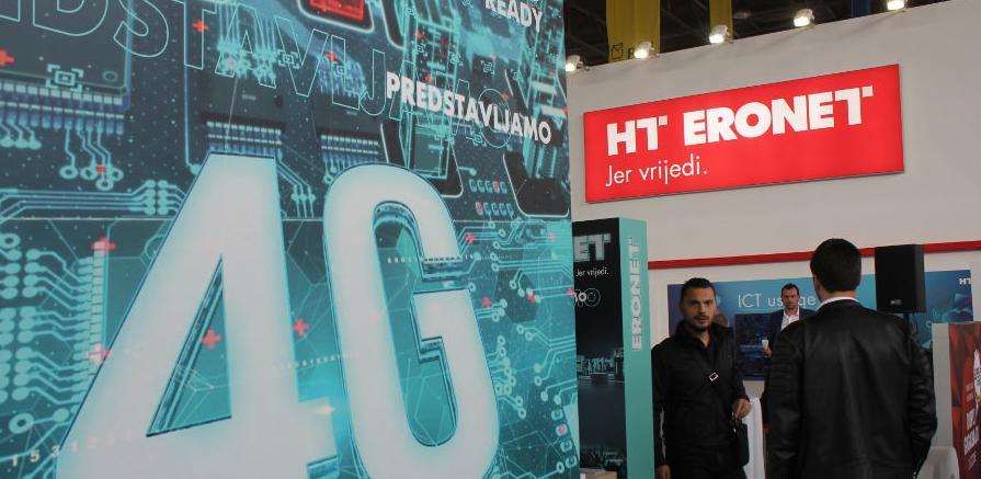 Za proširenje i modernizaciju mreže HT Eroneta 6 miliona KM