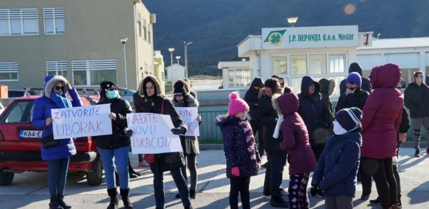 Hujdur: Nema šanse da dozvolimo odlaganje smeća na Uborku