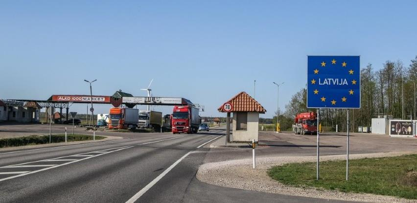 IRU - Obaveza online prijave i QR koda pri ulasku u Latviju