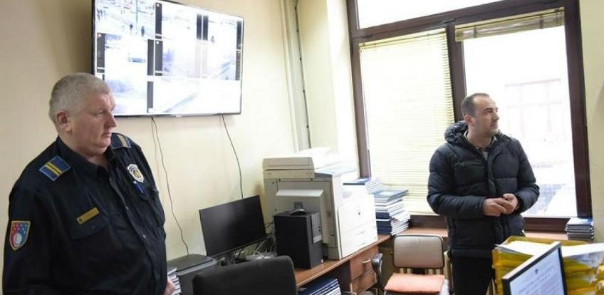 Marindvor pod videonadzorom: Plan je i da se kamerama pokriju javne površine