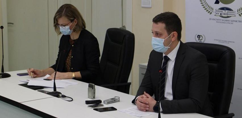 Zeljković: Vakcine stižu polovinom februara