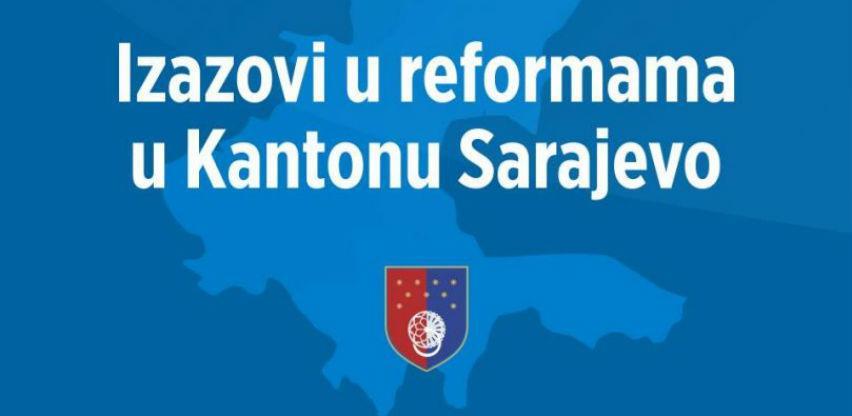 Prvi Progresivni Forum u Kantonu Sarajevo