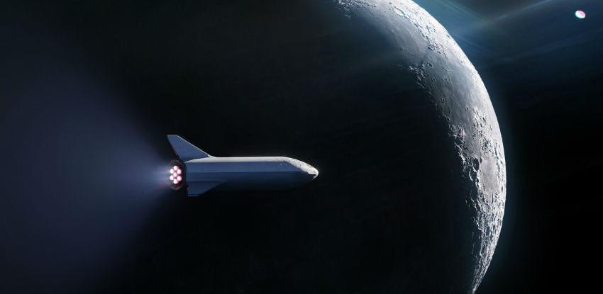 SpaceX ima prvog putnika za put oko Mjeseca