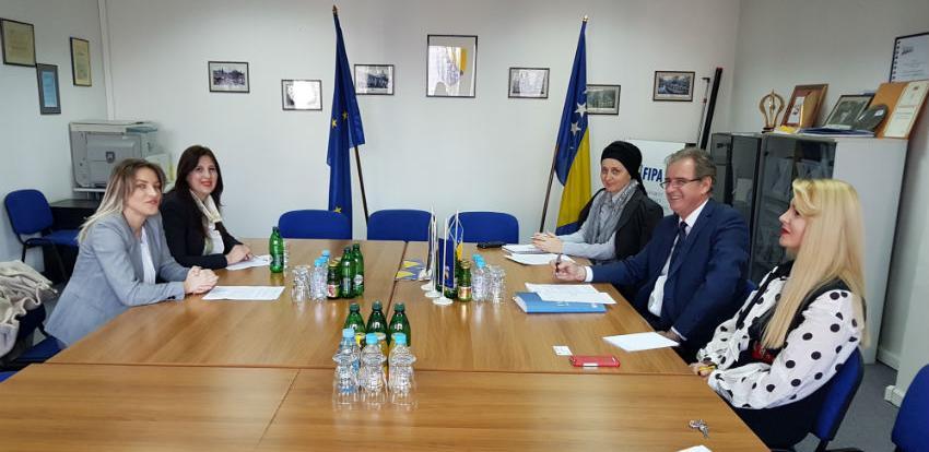 FIPA - CIRP: Zajednički cilj više novih radnih mjesta u BiH