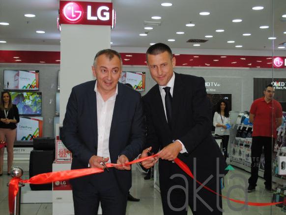 Firma Stanić Trade u Sarajevu otvorila novi prodajni objekat Techno Shop-a