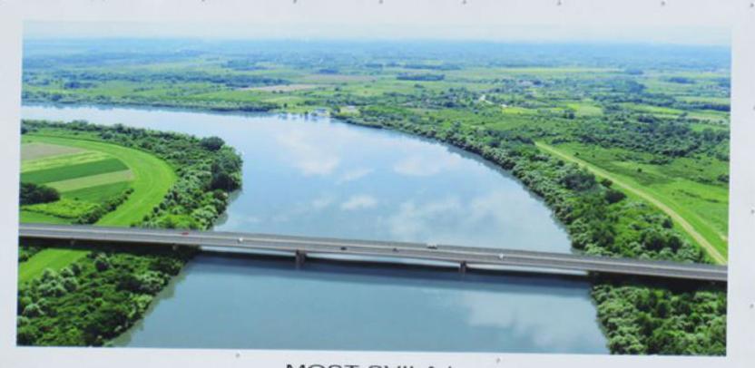 Plenković: Radovi na mostu Svilaj uskoro će biti gotovi
