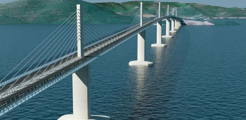 Žalba tvrtke iz Zagreba prolongira početak gradnje Pelješkog mosta