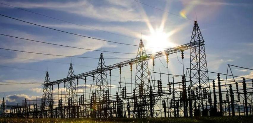 U BiH proizvodnja električne energije manja za 8,72 odsto