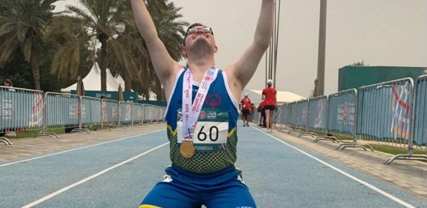 Sportisti BiH nastavljaju sjajne nastupe na Specijalnoj olimpijadi u Abu Dhabiju