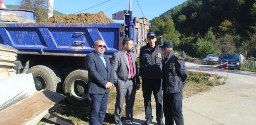 Počela izgradnja policijskog objekta u Srednjem