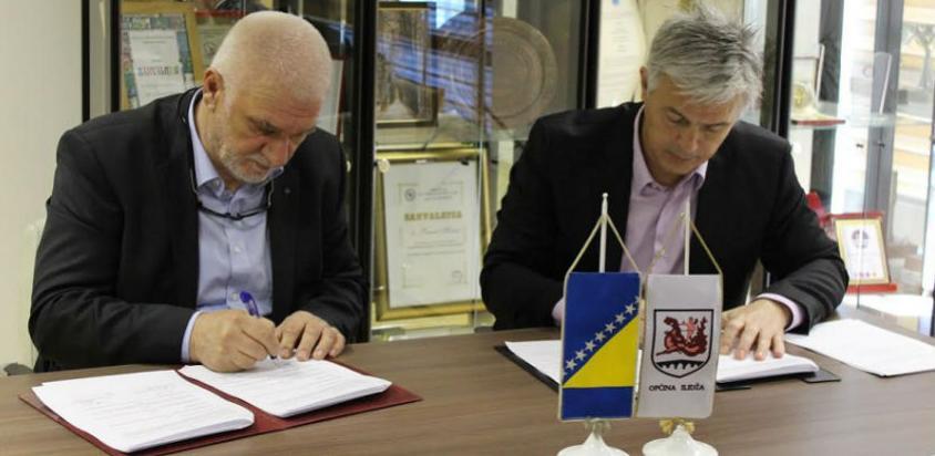 """Potpisan Ugovor o održavanju Festivala """"Ilidža 2017"""""""