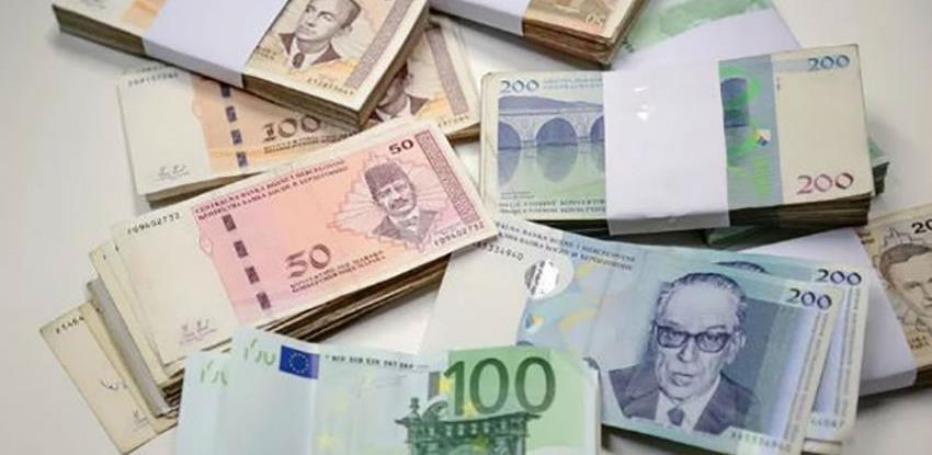 Građani BiH u bankama drže 12,8 milijardi KM