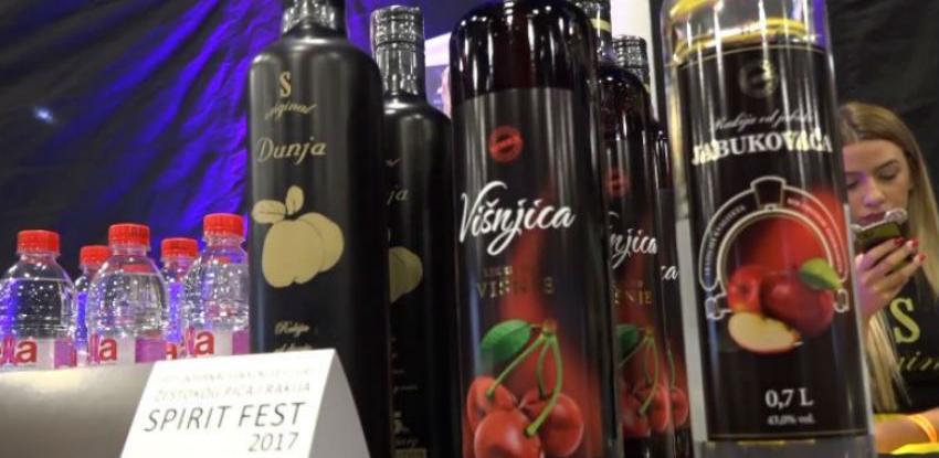 """Festival rakija i žestokih pića """"Spirit Fest"""" u Sarajevu i Tuzli"""