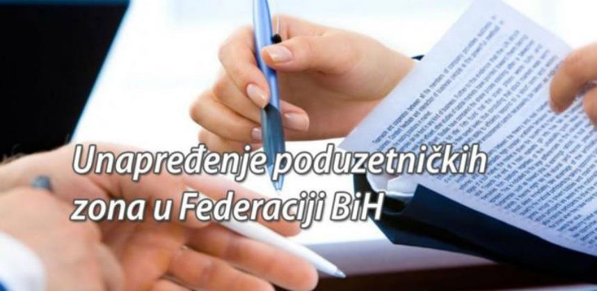 Objavljen poziv za unapređenje komunalne infrastrukture u poduzetničkim zonama