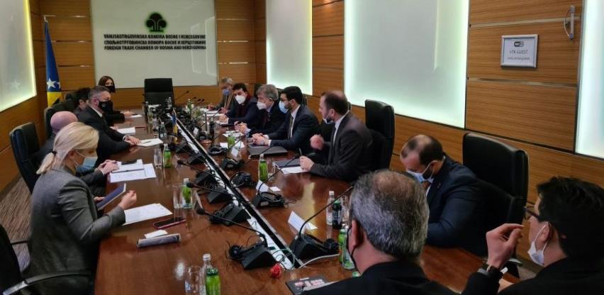 Moguće formiranje libijskog i bosanskohercegovačkog poslovnog vijeća