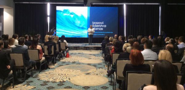 Business Leadership konferencija: Pouzdanost tima, siguran put do uspjeha