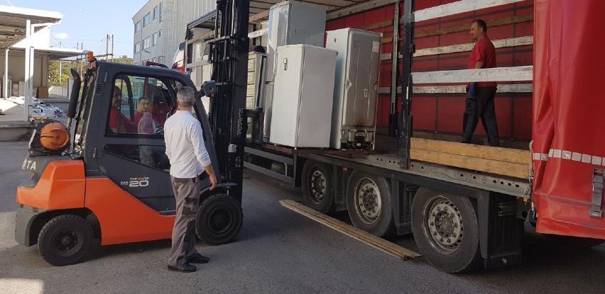 ZEOS eko-sistem prikupio rekordnih 2.334 starih velikih kućanskih aparata