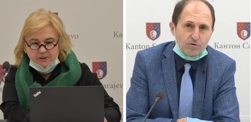 Ponovni apel građanima Kantona Sarajevo da ograniče kretanje na otvorenom